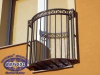 balustrady balkonowe.bbf-001