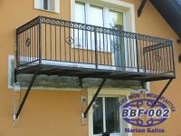 balustrady balkonowe.bbf-002