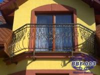 balustrady balkonowe.bbf-003